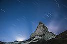 Montuntergang am Matterhorn