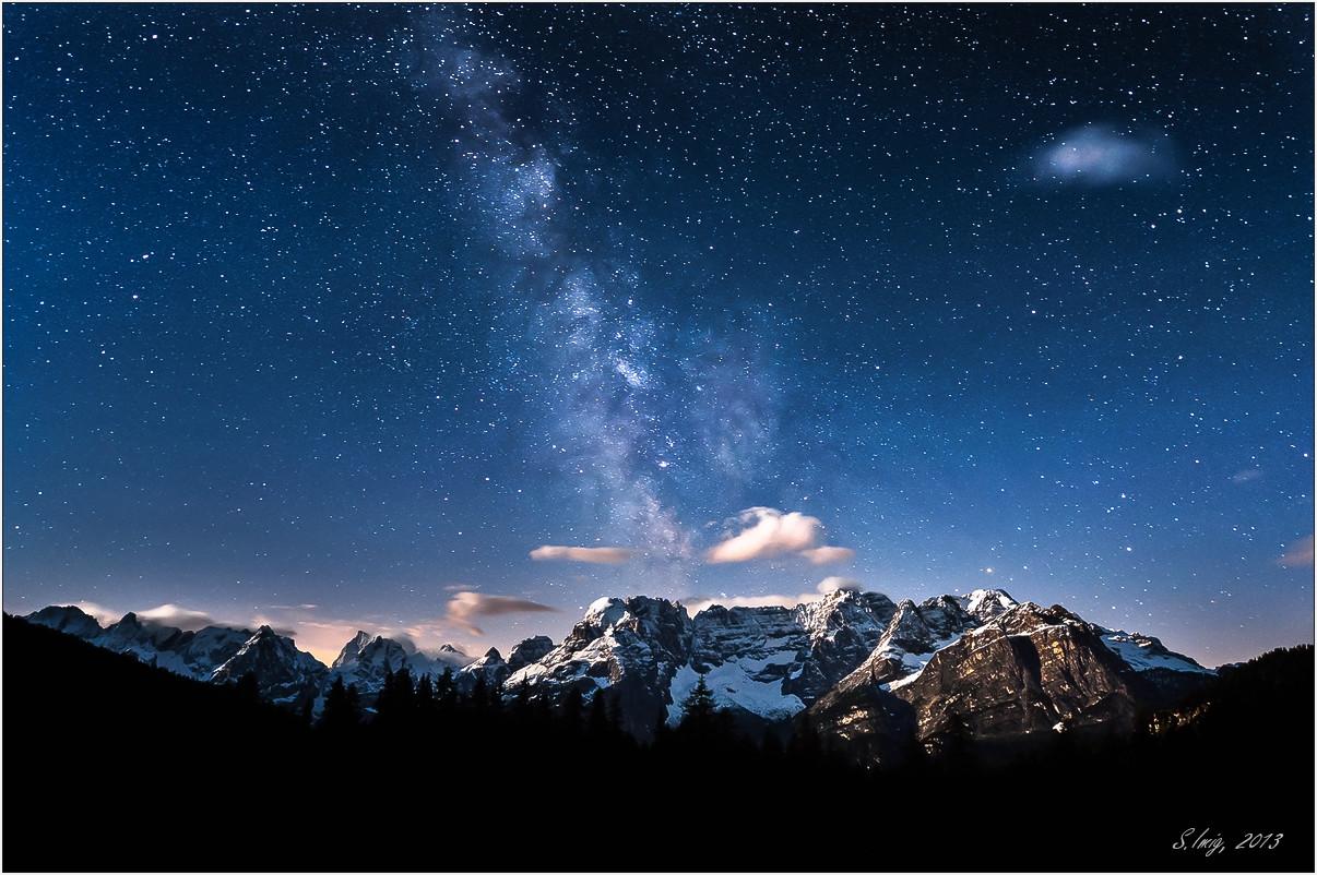Nachts in den Dolomiten (Forum für Naturfotografen)