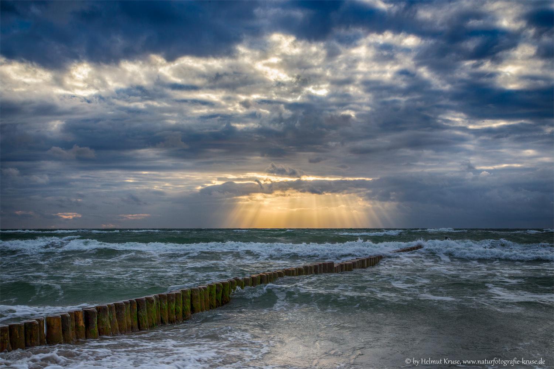 Sturm Ostsee