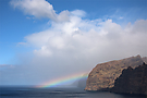 """Regenbogen an den """"Giganten"""""""