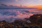 Stille der Berge