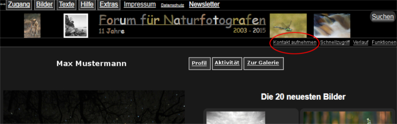 https://naturfotografen-forum.de/data/o/246/1230765/Profilseite_Kontakt_aufnehmen.jpg