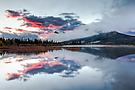 Banff in Flammen