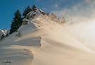 Schneefegen