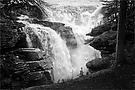 Kanadischer Wasserfall