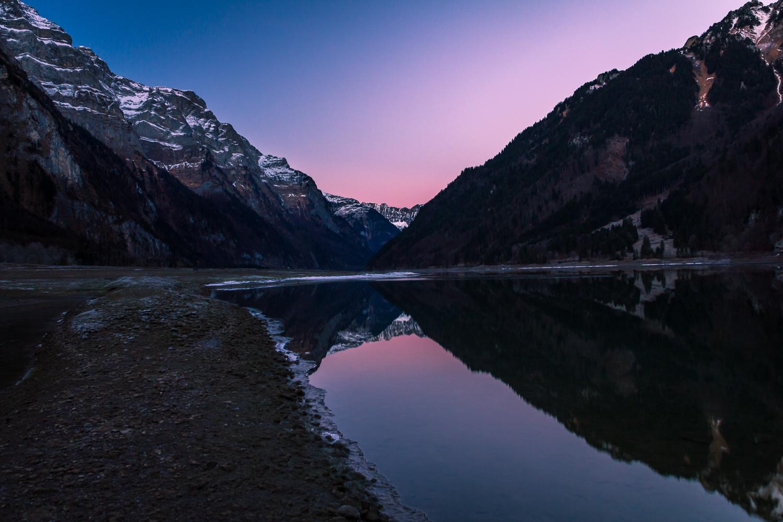 der Klöntalersee (Forum für Naturfotografen)