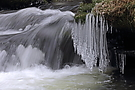 An den Irreler Wasserfällen, Südeifel
