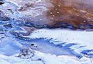 Winterliche Bachlandschaft
