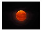 Glutroter Mond