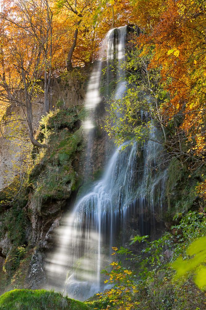 Uracher Wasserfall (Forum für Naturfotografen)