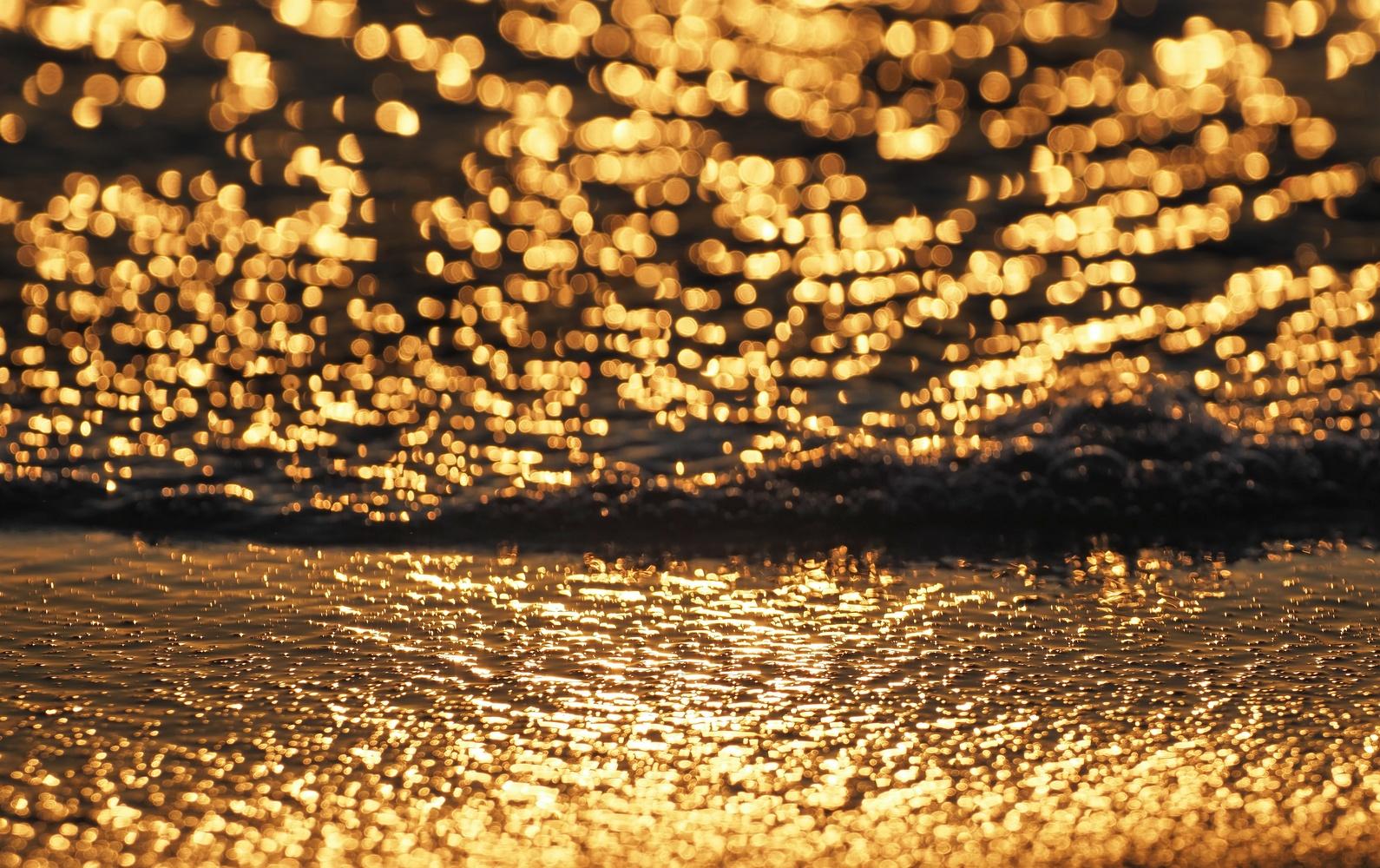 Abends an der Ostsee Forum für Naturfotografen