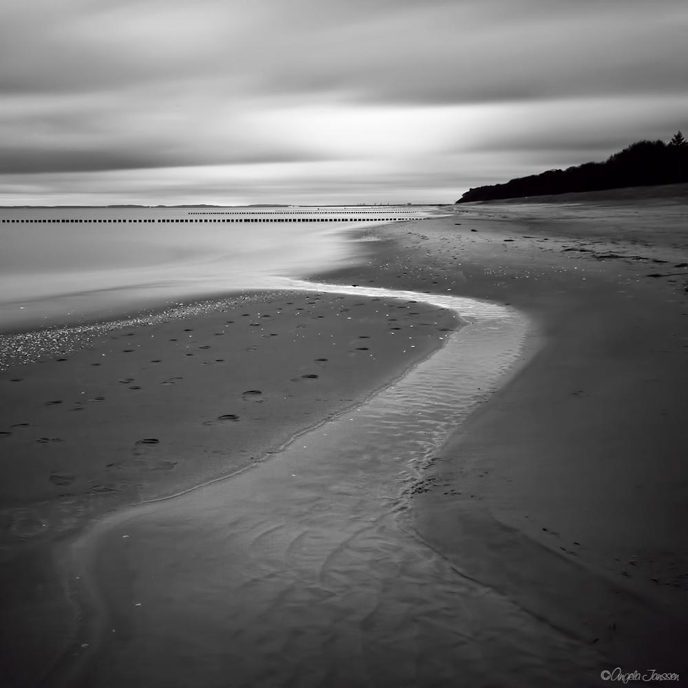 Abends am Meer Forum für Naturfotografen