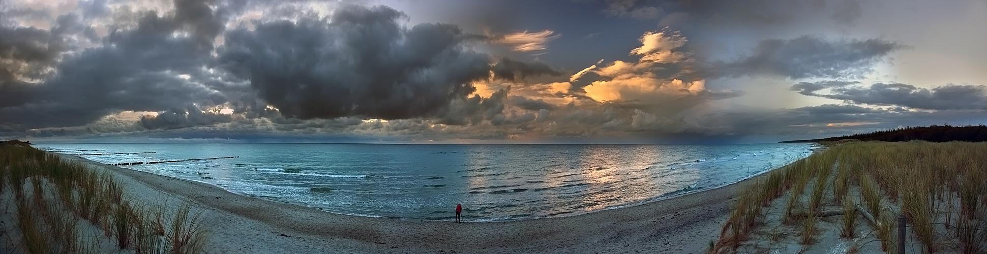 Einsam am Strand Forum für Naturfotografen